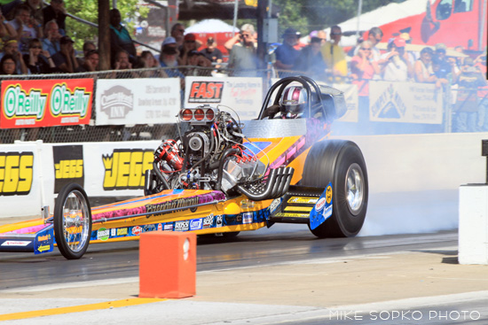2019 National Hot Rod Reunion - Page 1