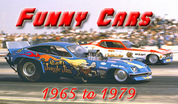 Funny Cars 1965-1979