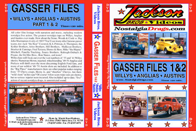 Drag Racing on DVD and Video